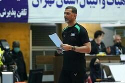 استارت تیم والیبال جوانان با عطایی از چهارم اردیبهشت