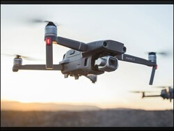 کمرشل ڈرونز کی عالمی منڈی میں چين کا تقریبا 80فیصد حصہ