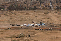 Russian base targeted in NE Syria: report