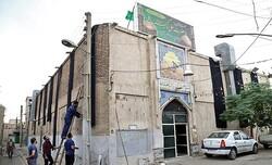 احیاء محله تاریخی نفرآباد مبتنی بر معماری ایرانی اسلامی