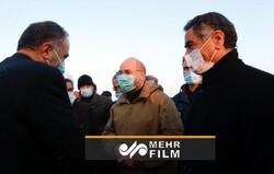 حضور غیر منتظره مردم شریف و مهربان لردگان در مسیر قالیباف