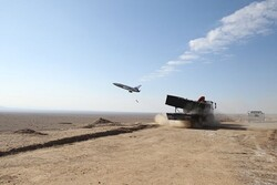 Iran's Army tests domestic Kamikaze drone in military drill