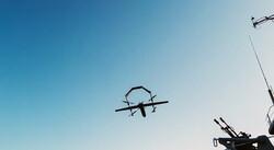 ایرانی فوج کے ڈرون طیاروں کی جنگی مشقیں