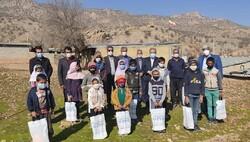 دانش آموز دیروز مدارس عشایری فارس، خیرمدرسه ساز امروز عشایر شد