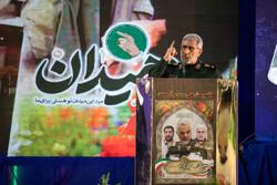 گردهمایی «یاران حاج قاسم» با حضور سردار قاآنی