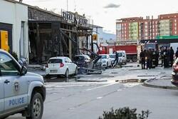 انفجار در رستورانی در کوزوو/ ۴۲ نفر زخمی شدند