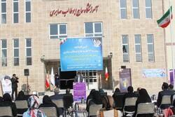 هنرستان خیرساز ۱۲ کلاسه در یزد بهرهبرداری شد