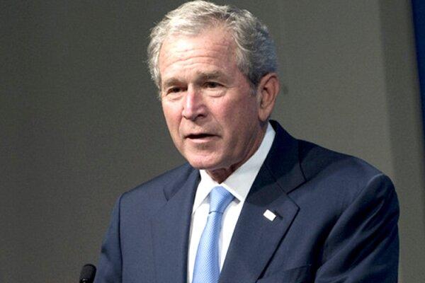 Al Jazeera columnist asks Bush to shut up, go away
