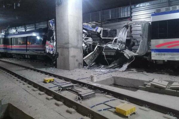 افتتاح پروژه ناتمام توسط رئیسجمهور و وقوع حادثه خطرناک در تبریز