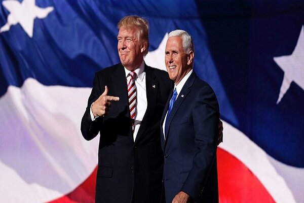 Trump says will win election if Mike Pence comes to help