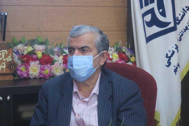 وضعیت خوبی از نظر بیماری کرونا در استان بوشهر وجود دارد