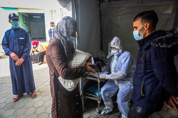 Amnesty Intl. urges Zionists to give vaccine to Palestinians
