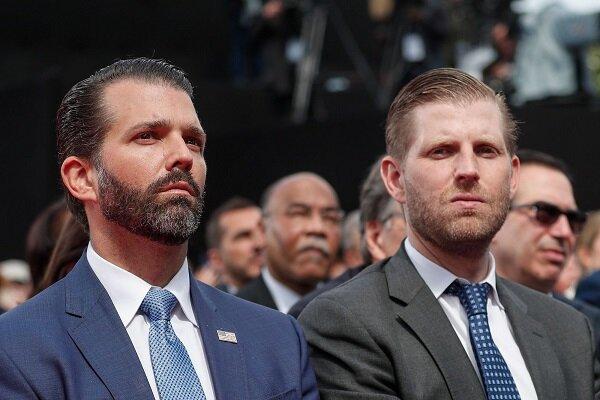 ورود خانواده ترامپ به دعوای داخلی جمهوریخواهان