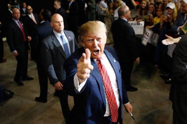 Trump diplomatic vandalism stems a broken institutional trend