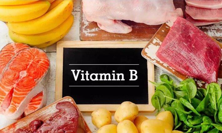 اهمیت ویتامین های گروه B برای بدن/بهبود عملکرد متابولیسم