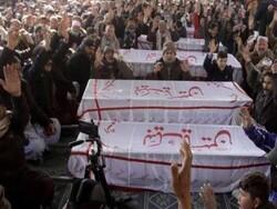 پاکستان میں شیعہ مسلمانوں کے بہیمانہ قتل کے خلاف دھرنوں کا سلسلہ پانچویں دن بھی جاری