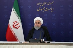 JCPOA survival bound to end of US economic terrorism: Rouhani