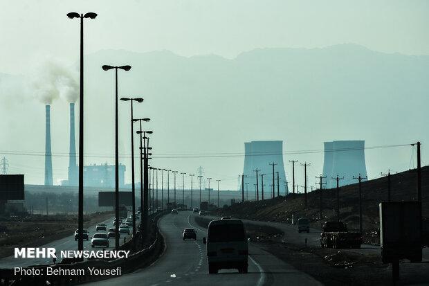 سایه سنگین آلودگی هوا بر سر اراک / هشدار به تمامی گروهها