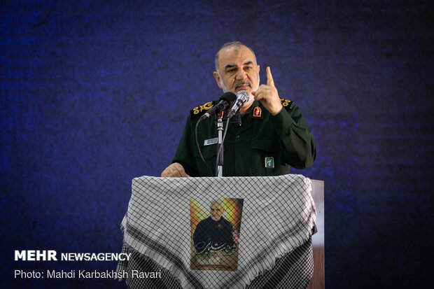 Solution for problems inside Iran: IRGC commander