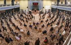 یزد کے مدینۃ العلم کاظمیہ میں ایام فاطمیہ کی مناسبت سے مجالس عزا منعقد