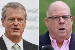 سه فرماندار جمهوریخواه آمریکا خواستار عزل یا استعفای ترامپ شدند