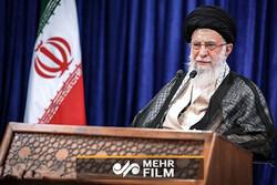 تشکر رهبر انقلاب از حرکت حماسهگونه مردم در سالگرد شهید سلیمانی