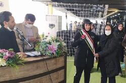 ثبت رکورد ملی توسط بانوی تبریزی