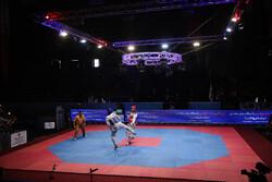 رقابت ۱۳ تیم در لیگ برتر تکواندو نوجوانان
