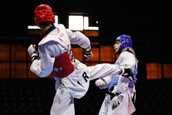 درگیری «قهرمان المپیک» در سالن مسابقات/ نتیجه یک دیدار تغییر کرد