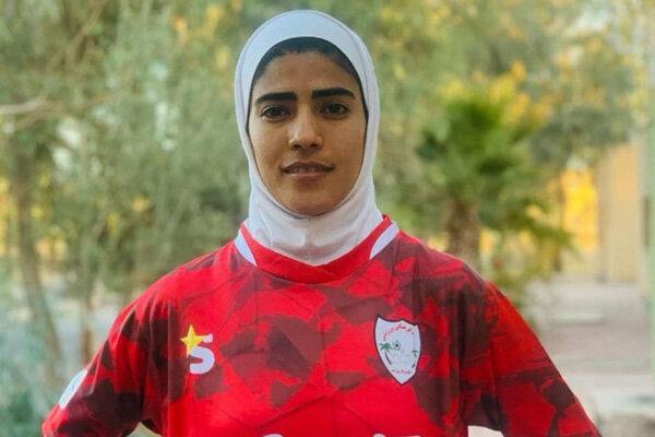 سریع ترین گل فصل فوتبال زنان ایران زده شد
