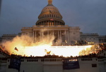 Trump supporters want to 'blow up' Congress: Police chief