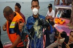VIDEO: Wreckage of plane found near Jakarta