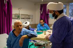 حضور موثر طلاب جهادگر دانشگاه علوم پزشکی ایران در مقابله با کرونا