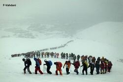 ۷۰۰ باشگاه رسمی کوهنوردی در کشور فعال است