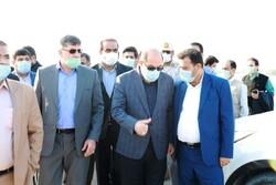 اعضای کمیسیون امنیت ملی مجلس از بندر خرمشهر بازدید کردند