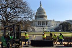 ABD'deki kanlı baskın sonrası kongre binası
