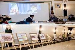 نمایشگاه عکس «نه به تروریسم» در بیشکک برپا شد