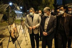 آیین اختتامیه مسابقه عکاسی روایت سرباز
