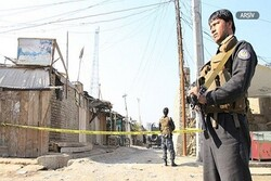 Two policemen killed in a blast in Afghanistan's Daykundi