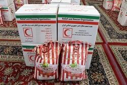 ۴ هزار بسته معیشتی بین نیازمندان خراسان جنوبی توزیع شد