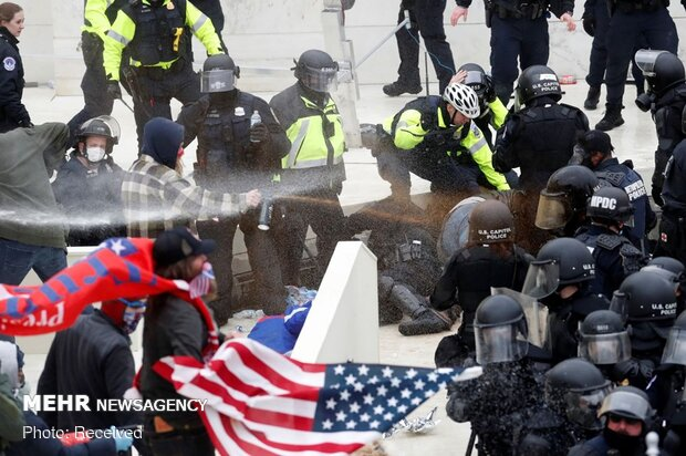 FBI warns of planned uprising at State Capitols Nationwide