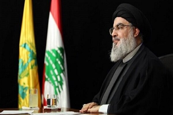 السيد نصرالله يتوجه لقائد الثورة بالشكر على مواساته وتعازيه الأبوية