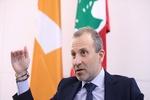 باسيل: هناك استنسابية في التحقيقات بشأن انفجار مرفأ بيروت