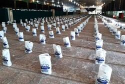 توزیع ۲۶۰۰ بسته معیشتی میان نیازمندان دزفول آغاز شد