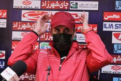 محرومیت گلمحمدی از حضور در بازی پرسپولیس و نساجی مازندران