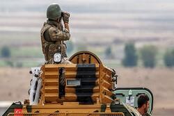 حمله راکتی مقاومت عراق به یک پایگاه نظامی ترکیه