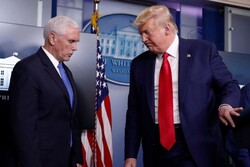 Pence may use 25th Amendment if Trump keeps being unstable