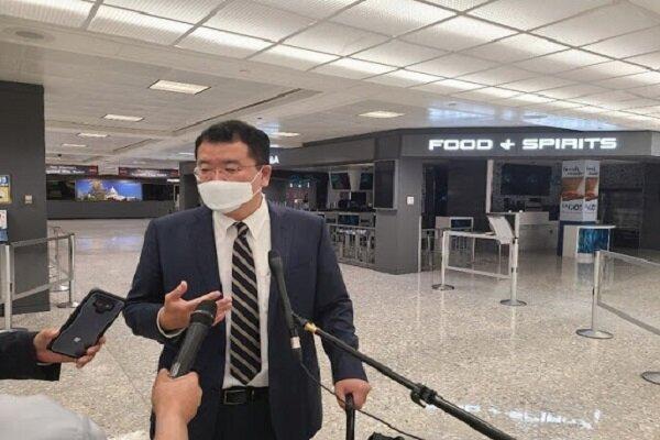 نائب وزير خارجية كوريا الجنوبية غادر إلى طهران