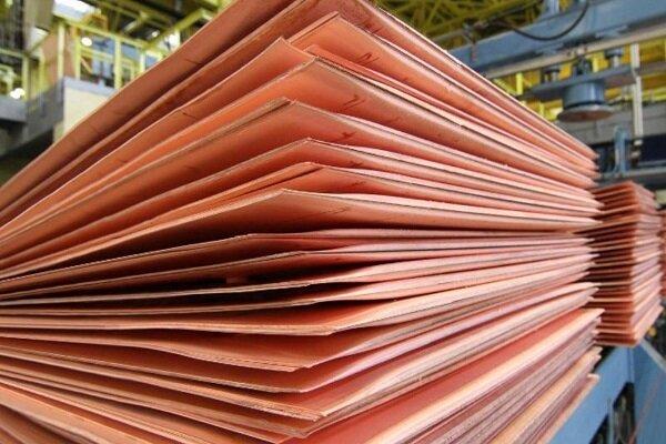 Iran exports $512mn copper cathodes in nine months: IRICA