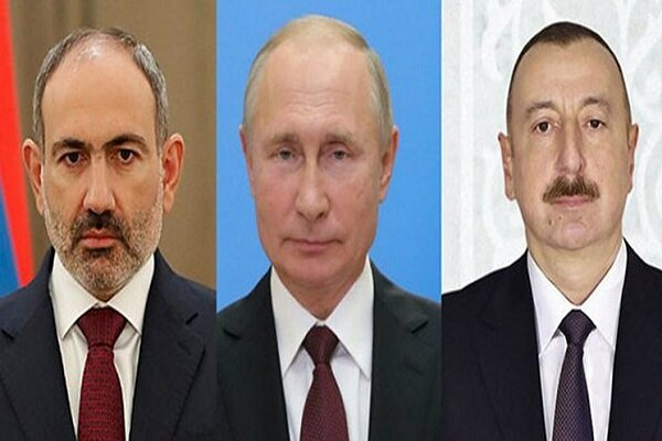 Putin to host Aliyev, Pashinyan on Monday